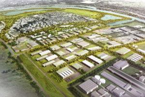 Les quartiers d'activité : une offre foncière de qualité